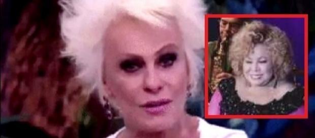 Ana Maria Braga chorou ao vivo e teve que chamar comercial