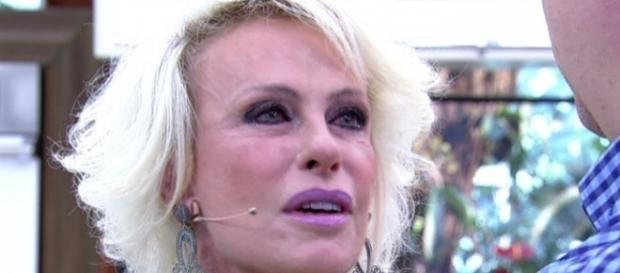 Ana Maria Braga costuma se emocionar