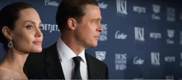 Angelina Jolie, Brad Pitt Divorce Latest Details via ABC News You Tube Channel