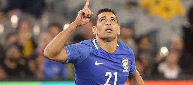 Diego Souza, jogador do Sport Recife