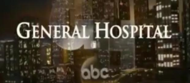 General Hospital logo youtube screenshot at: https://youtu.be/C_KzLHwthRY youtube channel General Hospital