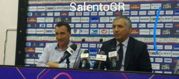 Il Lecce farà l'esordio a Francavilla.
