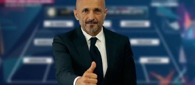 Inter, Spalletti prepara l'esordio