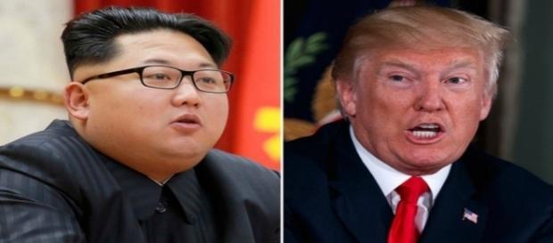 La guerre des mots entre Donald Trump et Kim Jong-un inquiète le monde !