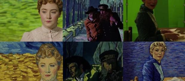 Loving Vincent, film su Vincent van Gogh