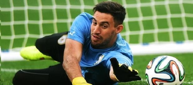Martin Silva - Seleção Uruguaia