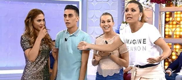 MYHYV: Así fue el paso de Isma, el posible novio de Andrea Janeiro, por el programa