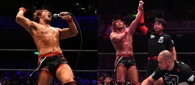 Naito gana el Bloque A del G1 y está en la gran final. njpw.co.jp.