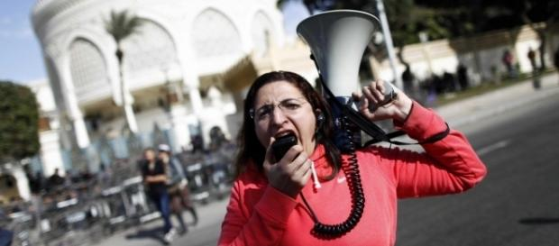 Protesting - new statesman.com