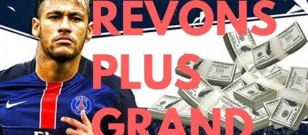 « Rêvons plus grand » : « Galactiques » et « Cheikh en blanc » au PSG... (youtube.com)