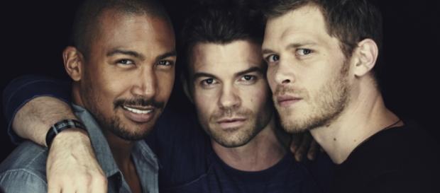 The Originals, season 4 (Marcel, Elijah, Klaus).