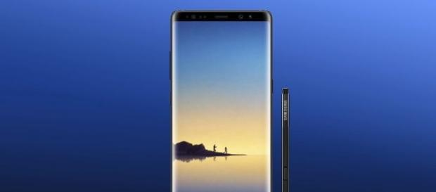 The Samsung Galaxy Note 8 has an impressive S-Pen - YouTube/GadgetMatch