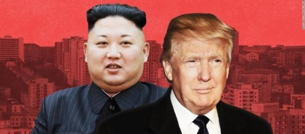 Trump promises North Korea 'fire and fury' over nuke threat ... - cnn.com