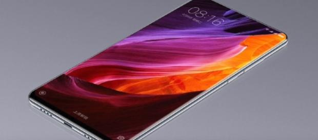 Xiaomi Mi Mix 2 - YouTube/Video ConspiracyChannel