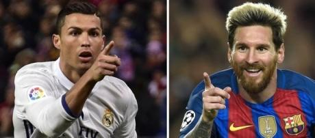 Barcelona Vs. Real Madrid 1-3 ventaja para los merengues.