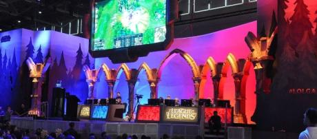 By Marco Verch - League of Legends Showmatch @Gamescom 2014, CC BY 2.0, https://commons.wikimedia.org/w/index.php?curid=37368153