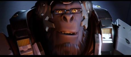 Watch 'Overwatch' gets a 'Mighty Morphin Power Rangers' intro lift (RydenCyborg/YouTube Screenshot