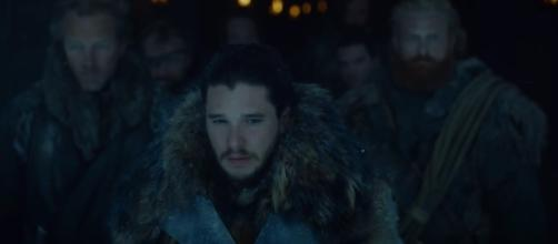 7 seasons later, Winter is finally here. Credit HBO.