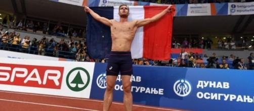 Athlétisme: Kévin Mayer champion du monde à Londres !