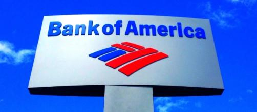 Bank of America Sign | Pic by Mike Mozart of JeepersMedia