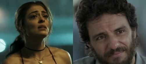 Caio e Bibi na novela 'A Força do Querer'