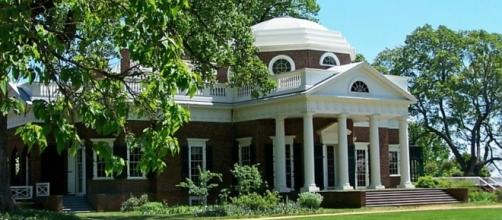 Home of Thomas Jefferson - Image via pixabay.com