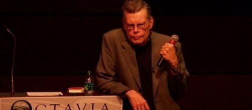 """Horror author Stephen King would like """"Lisey's Story"""" to be the next adaptation. [Image Wikimedia by Stephanie Lawton/CC BY-2.0]"""