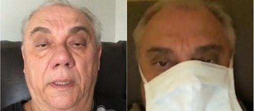 Marcelo Rezende recebeu autorização dos médicos para viajar