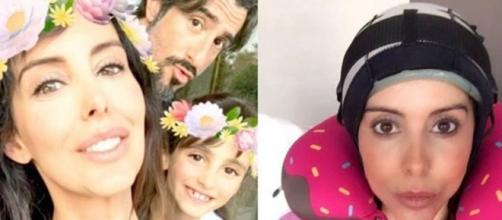 Mulher de Marcos Mion superou um câncer