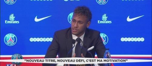 """Neymar au PSG : """"Si ce n'était qu'une question d'argent, je serais ... - lci.fr"""