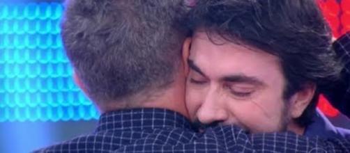 O padre Fábio de Melo esteve no programa ''Altas Horas'' (Foto: Captura de vídeo)