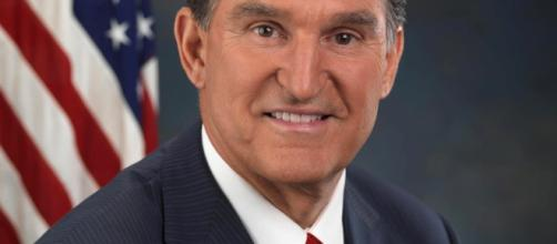 Sen Joe Manchin, D-West Virginia (Image via United States Senate)