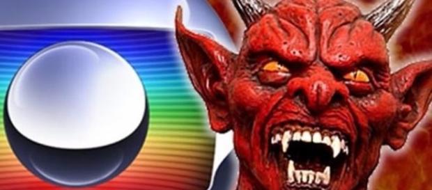Atriz confessa macumba para atuar na Rede Globo