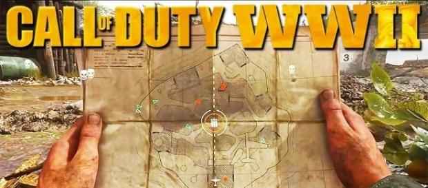 'Call of Duty: WWII' Gibraltar Map: will be a playable multiplayer map in Beta(Chaos/YouTube Screenshot)