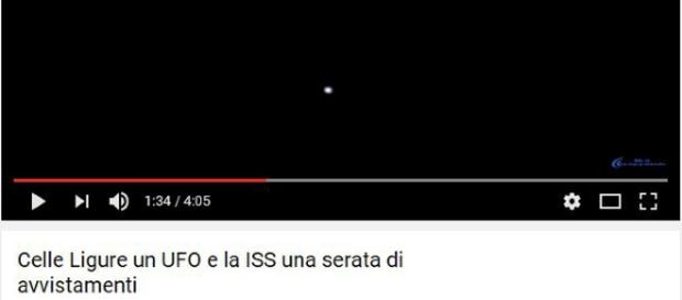 dal video del canale youtube di G.U.L. Gruppo Ufologico Ligure.