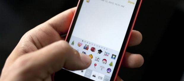 Emojis and emoticons / Photo via Josh Valcarcel, Flickr