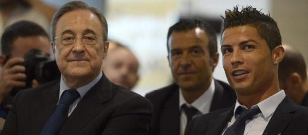 Florentino Pérez buscó impedir la fiesta de Cristiano Ronaldo ... - diez.hn