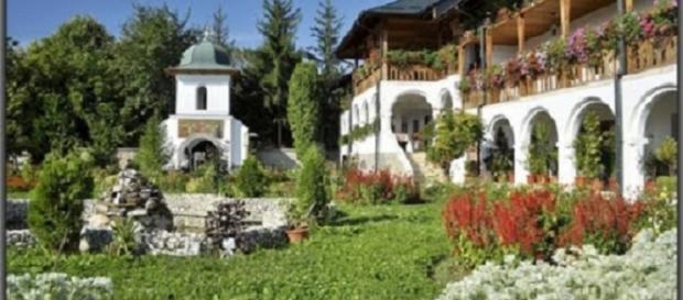 Mănăstirea frăsinei un loc plin de minuni