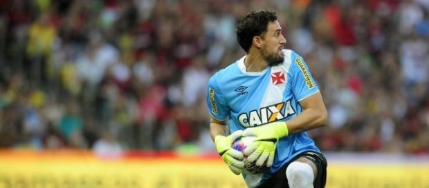 Martín Silva - Goleiro vascaíno