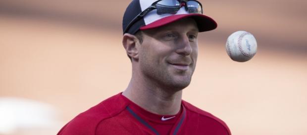 Max Scherzer | Nationals at Orioles 7/11/15 | Keith Allison | Flickr - flickr.com
