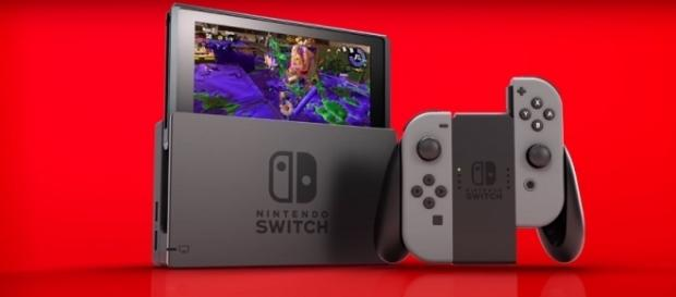 Nintendo Switch Display (Nintendo/YouTube Screenshot) https://www.youtube.com/watch?v=68OcUvRYz3I&t=1s