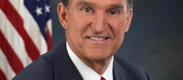 Sen Joe Manchin, D-West Virginia (Image via United States Senate)