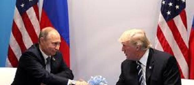 Trump has been reluctant to criticize Vladimir Putin/http://en.kremlin.ru/events/president/news/55006