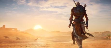 Assassin's Creed: Origins 2017 - Youtube screengrab