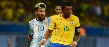 Paulinho, en la mira del Barcelona | TyC Sports - tycsports.com