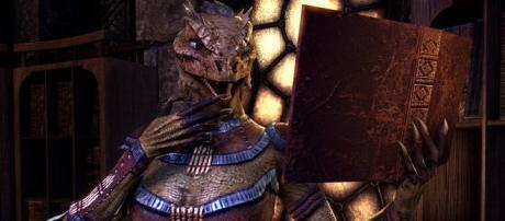 The Elder Scrolls Online/ photo by @TESOnline via Twitter