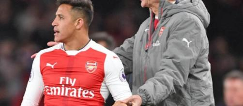Alexis Sanchez contract: Arsene Wenger hopeful of new deal for ... - dailystar.co.uk