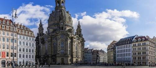 An American tourist was punched by an angry local in Dresden, Germany after making the Nazi salute [Image: Pixabay/CC0]