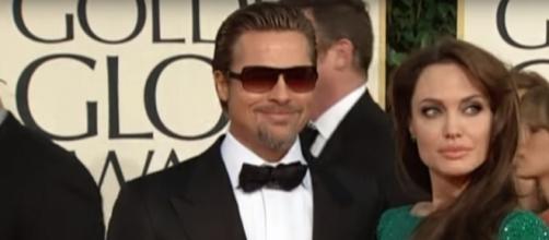 Brad Pitt, Angelina Jolie - YouTube screenshot   E! News/https://www.youtube.com/watch?v=rxmarF24I8E