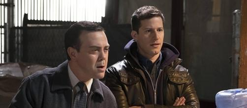 Charles Boyle and Jake Peralta remain best buds through thick and thin. (SpoilerTV/FOX)